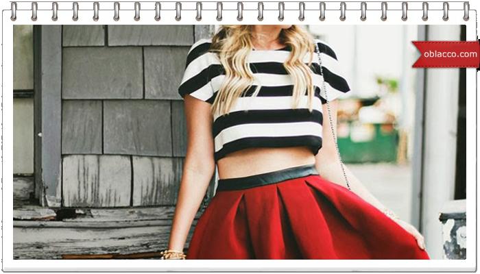Формула идеальной длины юбки