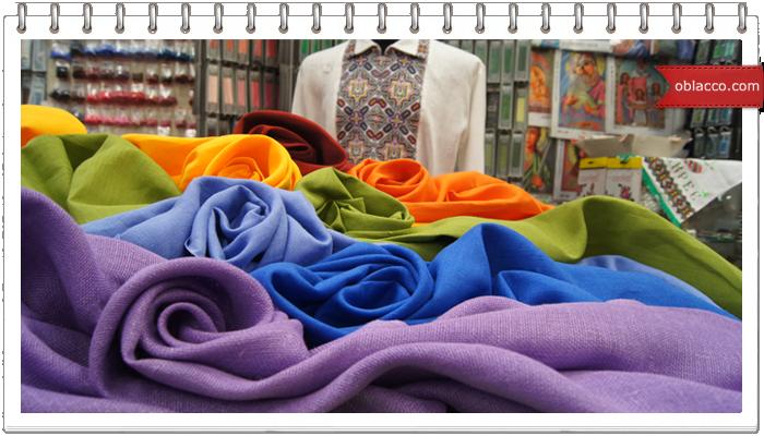 Какие бывают ткани и материалы для производства одежды?