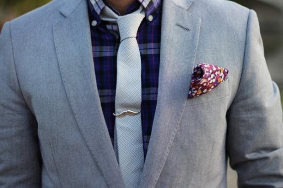 модный галстук