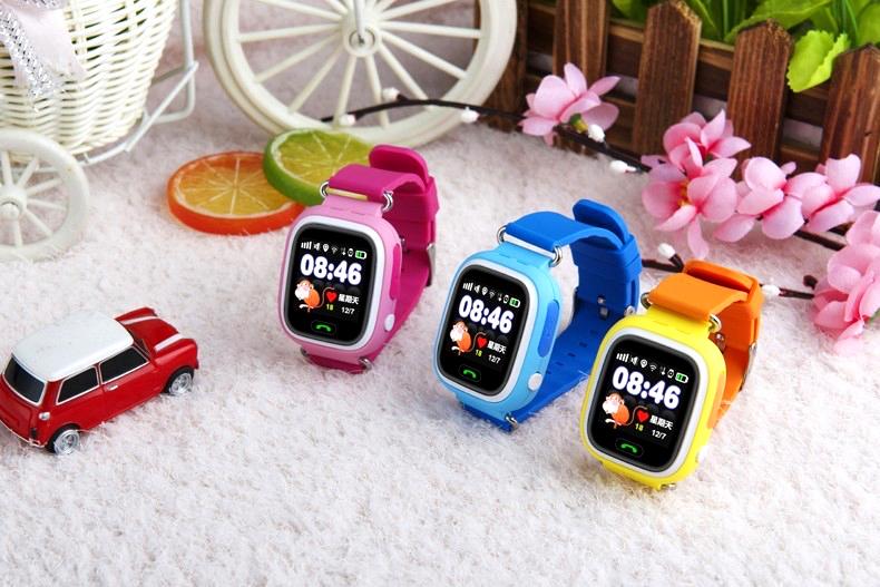 функция обратный звонок smart baby watch не работает