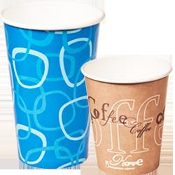 Преимущество бумажных стаканов для горячих и холодных напитков