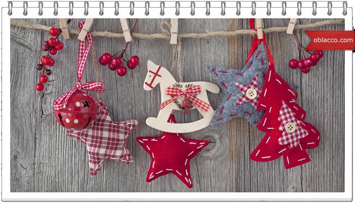 Плетеные из бумажных трубочек новогодние игрушки на елку