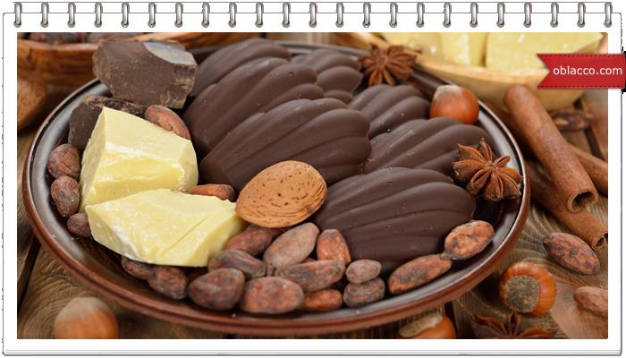 О пользе натурального какао масла