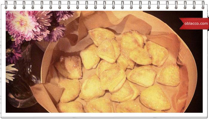 Простое и нежное творожное печенье - 4 ингредиента