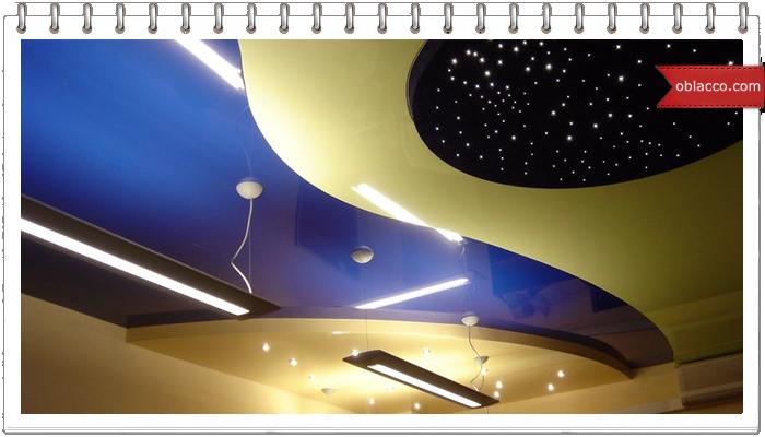 Виды и преимущества светодиодных панелей для потолков