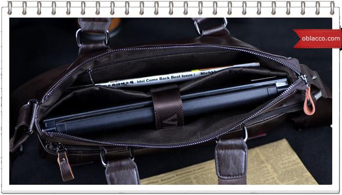 Мужские сумки — элемент современного стиля
