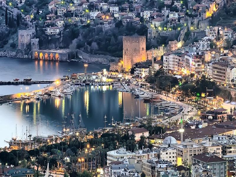 Курорт_Алания_Турция