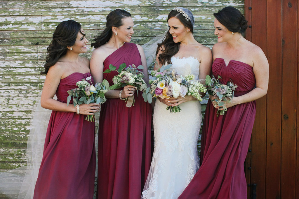 Свадебное агентство - Свадьба в цвет Марсала