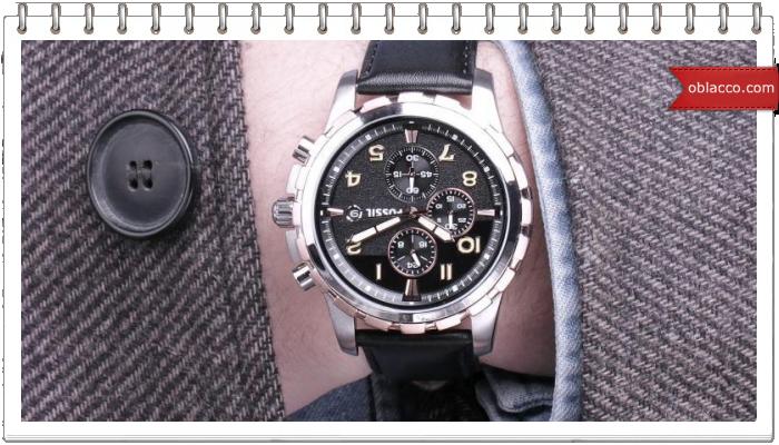 Мужские часы особого статуса: детали, формирующие имидж