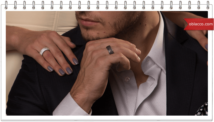 Новый тренд – кольца обета или парные кольца для влюбленных