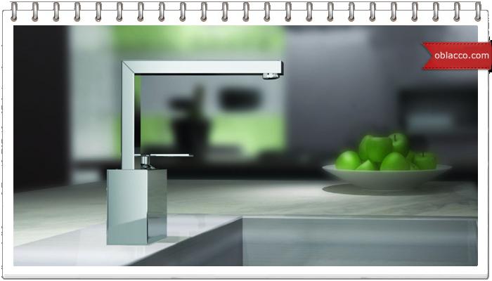 Кран для кухни: типы смесителей