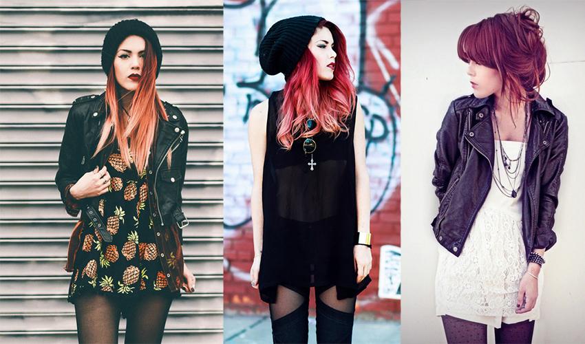 Одежда в стиле панк-рок