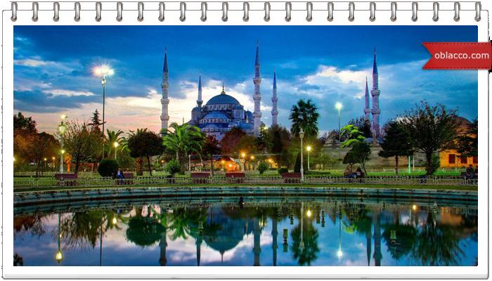 Лучшие места отдыха в Турции