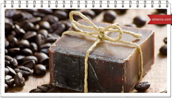 Кофейное мыло-скрап