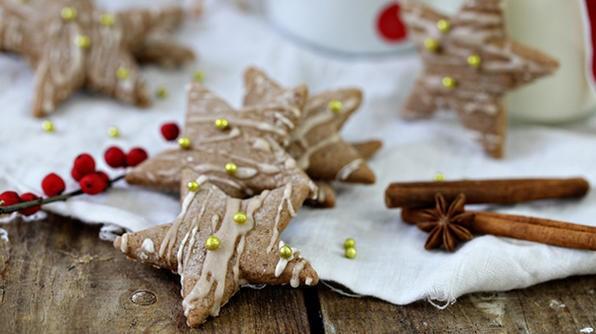 печенье с кока колой