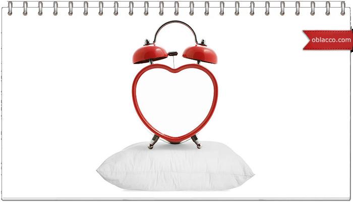Сердце вязаное крючком. Подушка, салфетка, валентинка - схемы