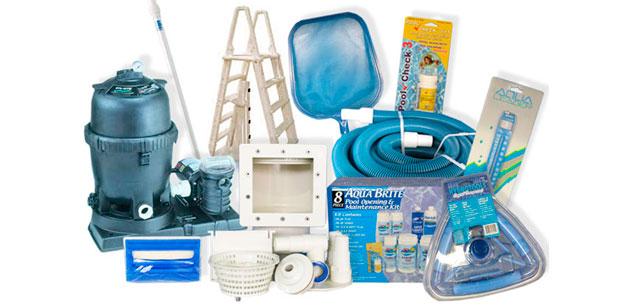 комплект оборудования для бассейна