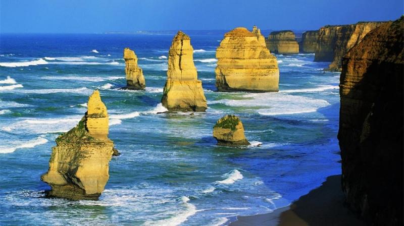 12 апостолов Австралия