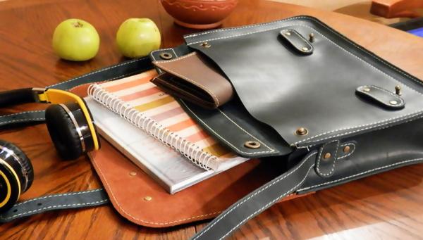 сумка и кошелек