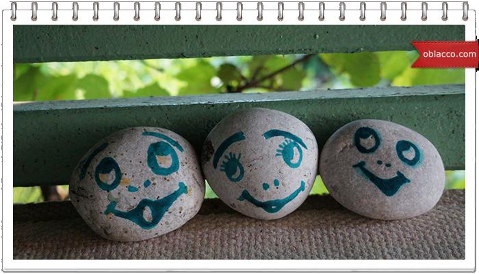 Бросаю камни