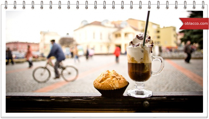 Весенний кофе