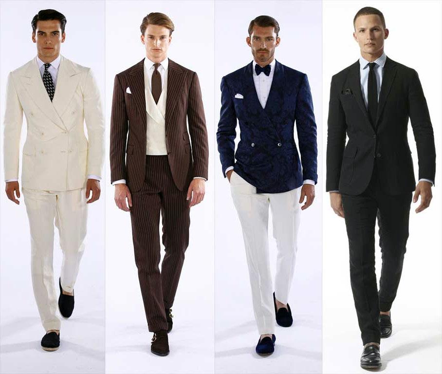 мужские костюмы 2017
