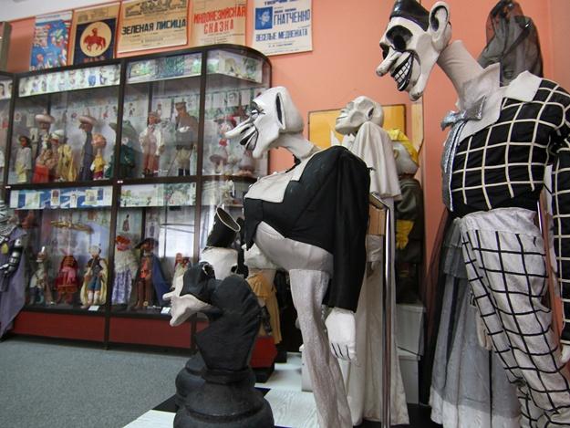 харьковский музей кукол