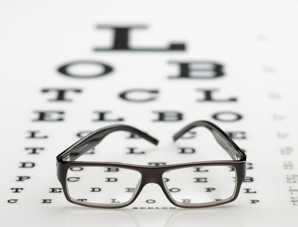офтальмология - очки