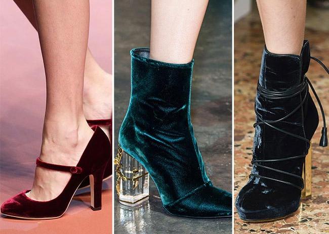 модная обувь 2017