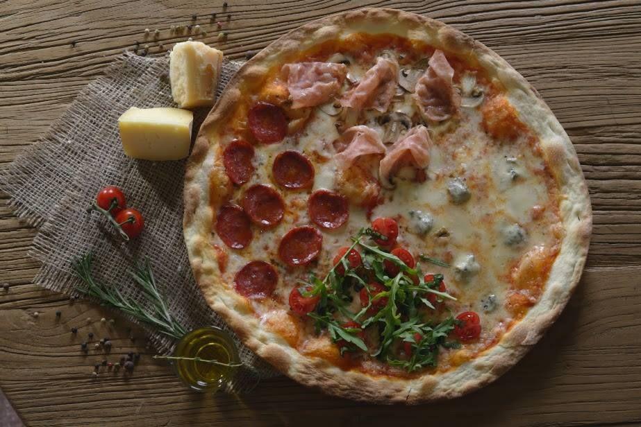заказать пиццу в Минске