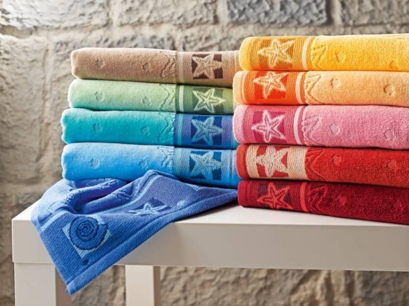 купить махровые полотенца