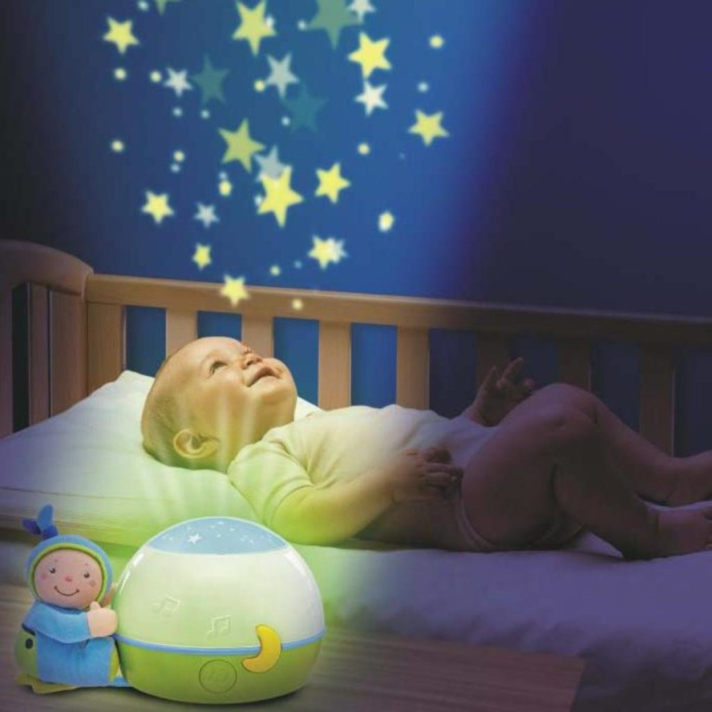 Как расслабиться если в комнате спит ребенок