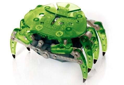 подарок робот-краб