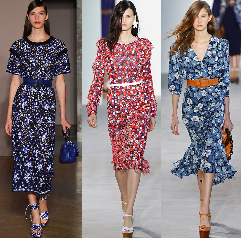 Женские платья 2017 мода