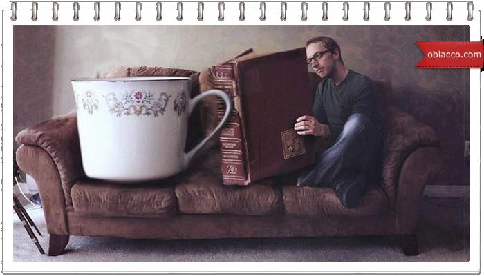 Мне бы кофе, собаку и книгу...