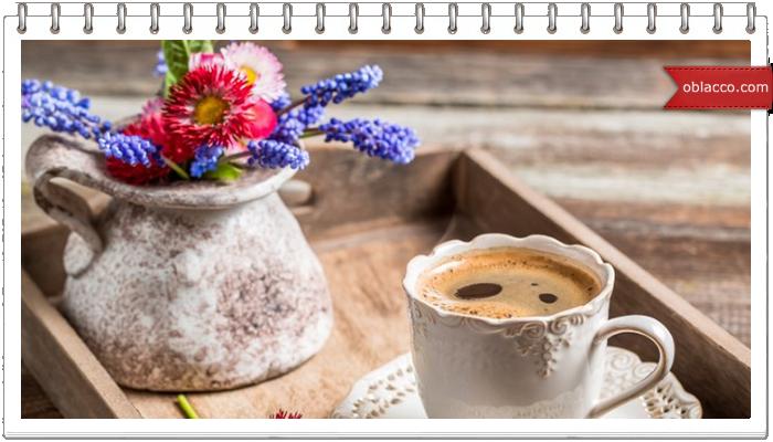 Кофе в интерьере