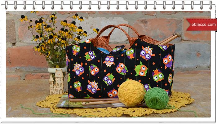 Как сшить подклад для плетеной сумки