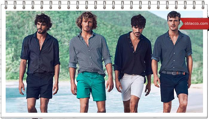 Правила выбора мужских шорт