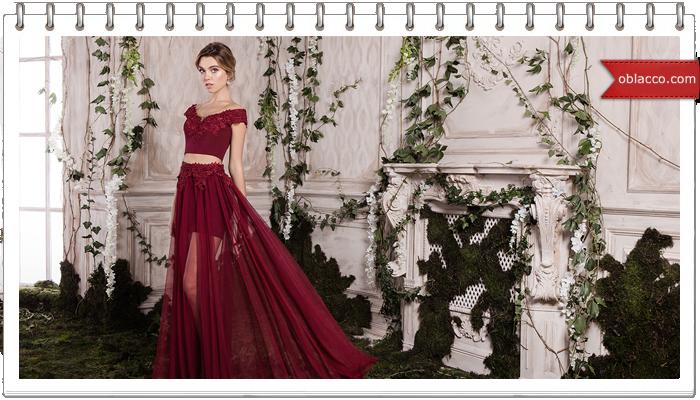 Вечерние платья 2017: все модные тенденции