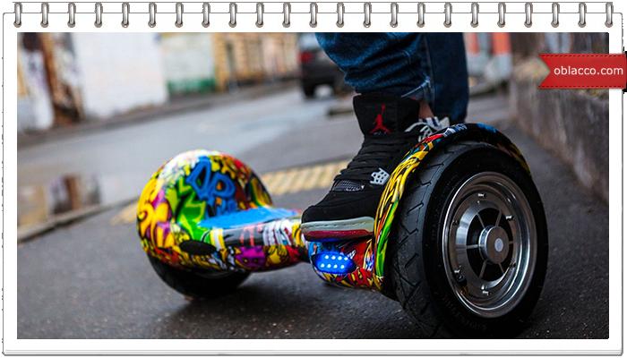 На зарядку! Гидроскутер, велосипед, скейт - это лето!