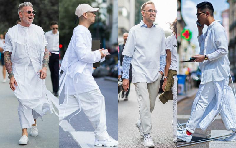 мужская мода весна-лето 2017