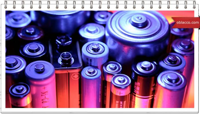 Типы аккумуляторов для ноутбука