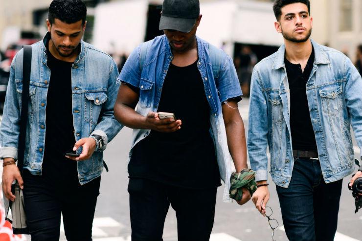 мода джинс 2017