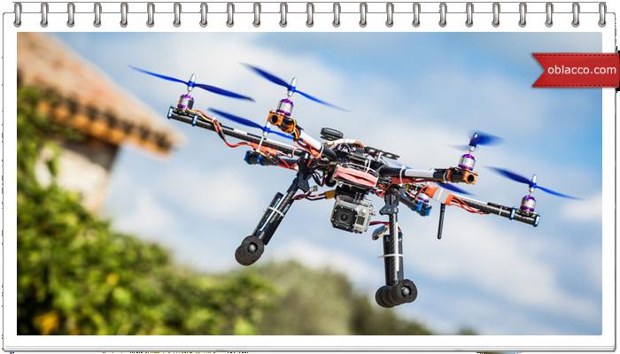 Победители конкурса фотографий с дронов