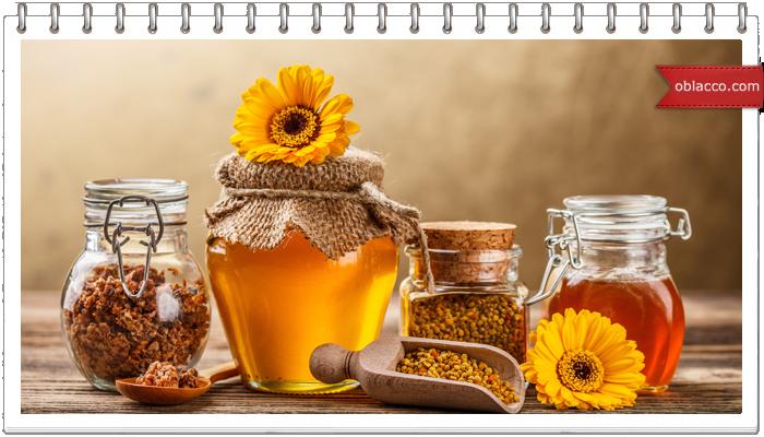 Витаминная смесь из продуктов пчеловодства