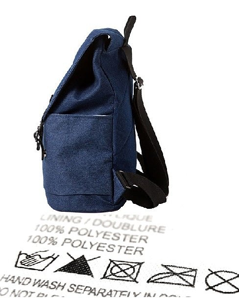 Как стирать рюкзак, oblacco