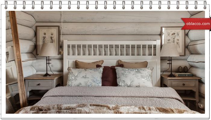 Как создать спальню в стиле Прованс