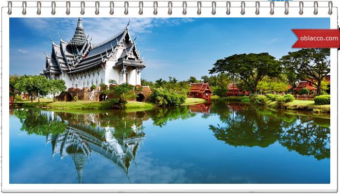 Таиланд — хорошее место для отдыха