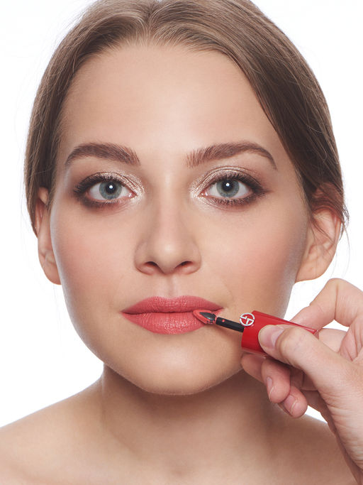 помада - макияж