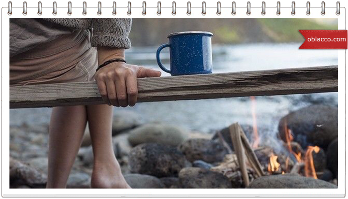 Размешиваю осень в кофе...